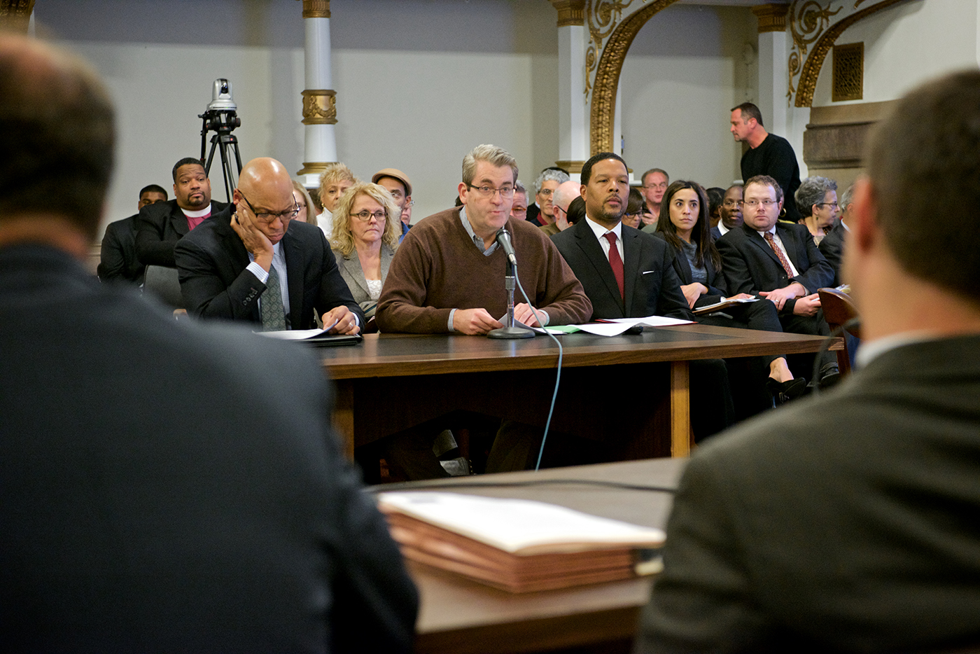 State Education Funding Commission hearing
