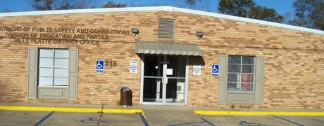 Ville Platte District office
