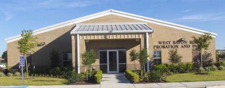 West Baton Rouge Probation and Parole office