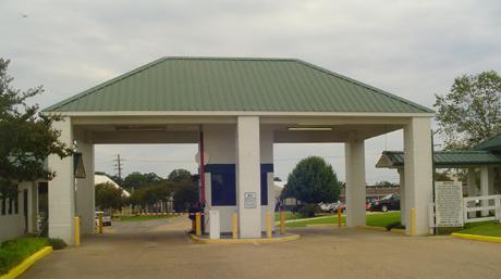 Dixon Correctional Institute location