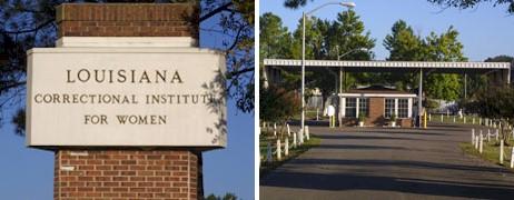 Louisiana Correctional Institute location
