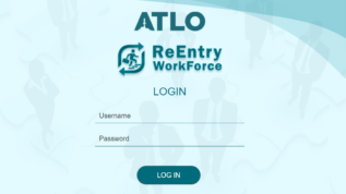 Screenshot of Workforce Portal